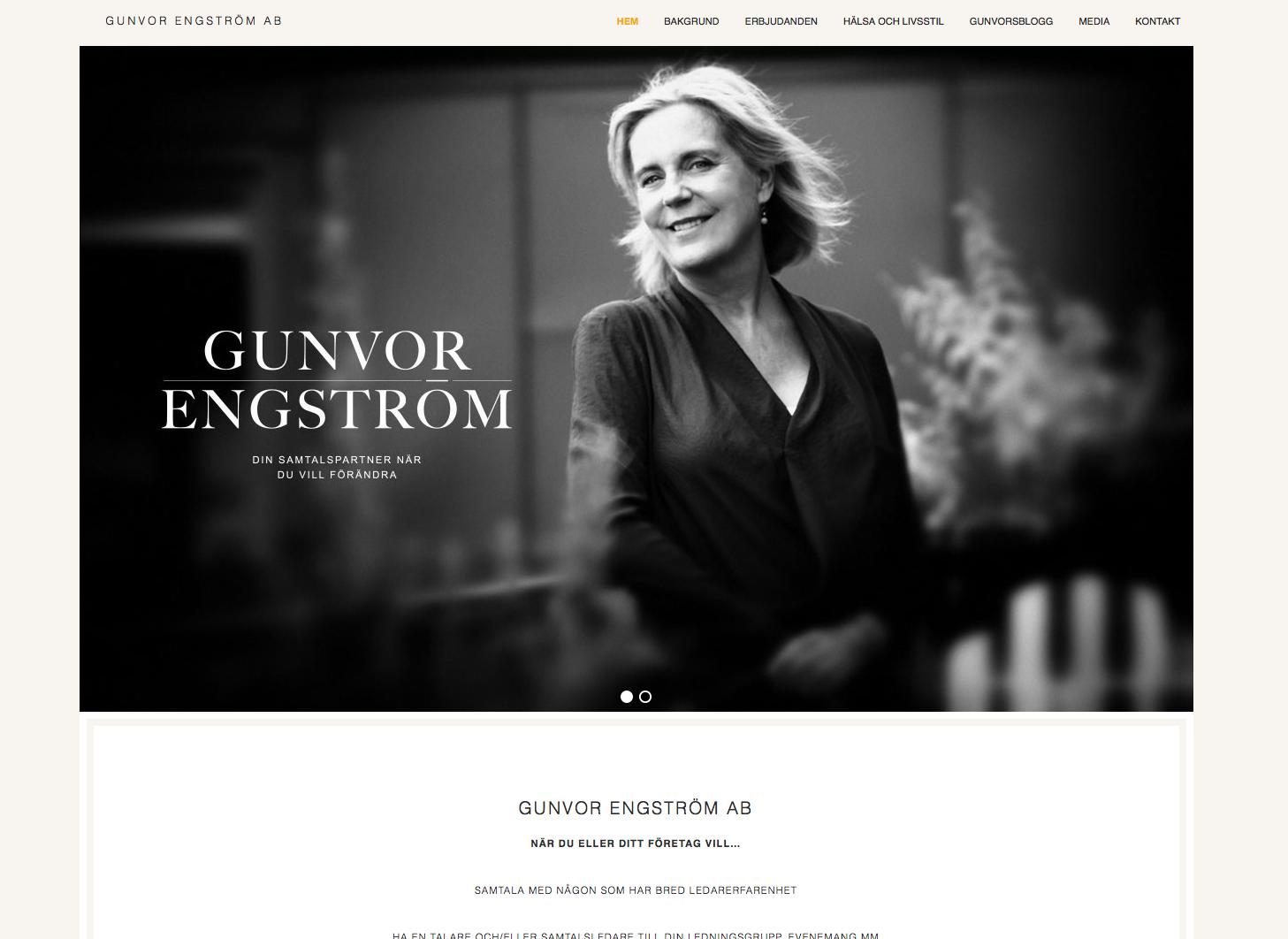 Gunvor Engström AB