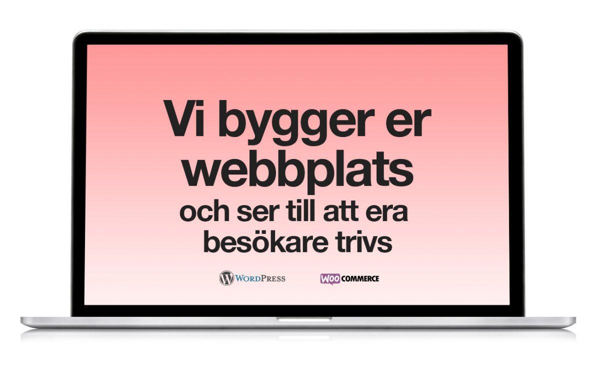 Webbyrå Wordpress Stockholm