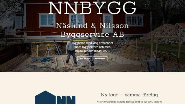Webbyrå Stockholm, Webbdesign, Byggföretag