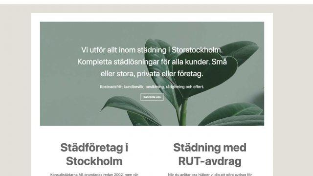 Webbyrå Stockholm Snabbare Wordpress